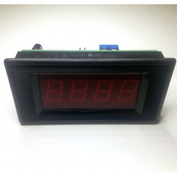 DIGITAL PANEL METER 0-100ADC, 5VDC