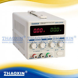 BENCH POWER SUPPLY RPS300SD 4-DIGIT LCD DISPLAY