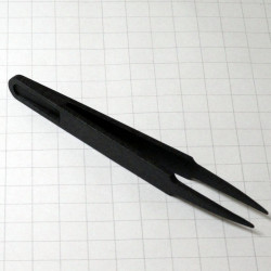 TOOL, TWEEZER,ANTISTATIC,ROUND POINTY TIP,93303