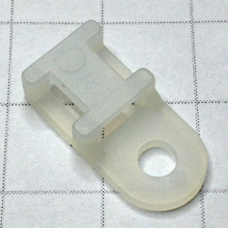 CABLE TIE MOUNT, SINGLE SIDED, 10PCS CHC-10