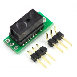 DISTANCE IR SENSOR, DIGITAL, 0-10CM, GP2Y0D810Z0F
