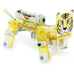 TAMIYA 71109 MECHANICAL TIGER-FOUR LEGGED WALKING