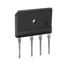 BRIDGE RECTIFIER 600V 25A GBJ2506