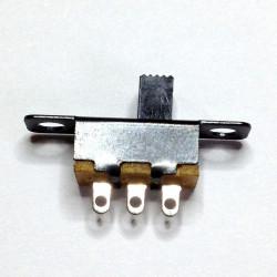 SLIDE SWITCH MINI 3 PIN SS12F15G SPDT ON-ON