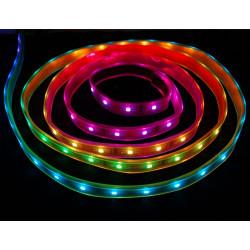 LED STRIP, 5050, 6803 SECTION ADDRESSABLE, RGB, 1M