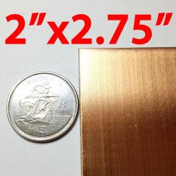 COPPER CLAD BOARD, 5CM X 7CM, SINGLE SIDED