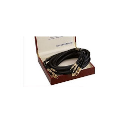 AUDIO HI-FI SPEAKER CABLE OCC LA-5101 2.5M