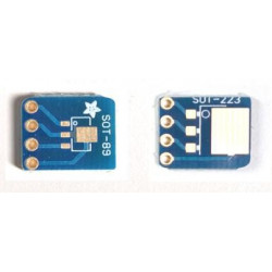 SMT BREAKOUT PCB FOR SOT-89 AND SOT-223