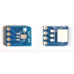 SMT BREAKOUT PCB FOR SOT-89...