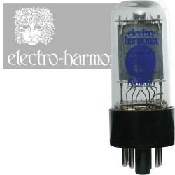 TUBE, ELECTRO-HARMONIX, 6V6GT, DUAL/QUAD