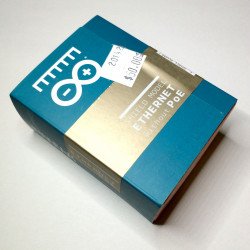 ARDUINO ETHERNET SHIELD (W5100) W/SD