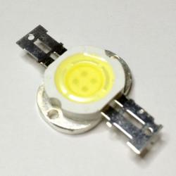 LED 5W COOL WHITE 6000K 6V...