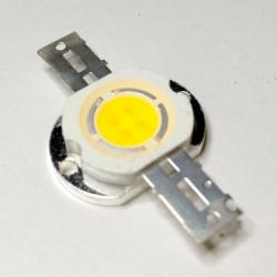 LED 5W WARM WHITE 3500K 6V...