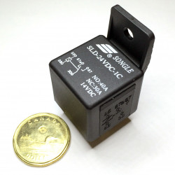 RELAY AUTOMOTIVE 24VDC 30A...