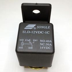 RELAY AUTO SPDT 12VDC 40A NO/NC SLD-12VDC-1C
