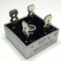 BRIDGE RECTIFIER 1000V 50A GBPC / KBPC5010