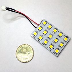 LED 3X5 WARM WHITE MATRIX...