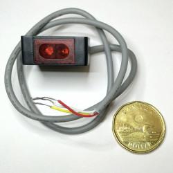 INFRARED REFLECTIVE SENSOR 50NK 5VDC NPN OUTPUT