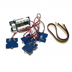 GROVE - I2C TOUCH SENSOR WITH 4 PADS