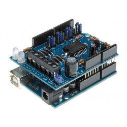 ARDUINO MOTOR SHIELD L298P